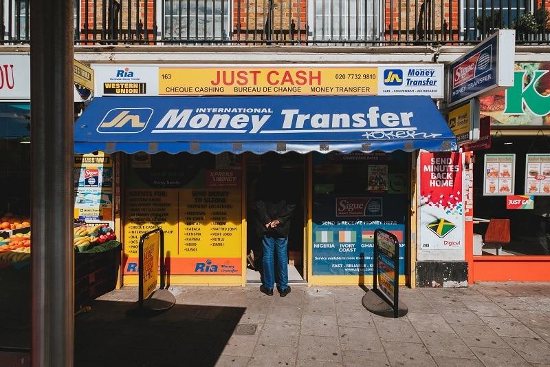 métodos para enviar dinero al extranjero