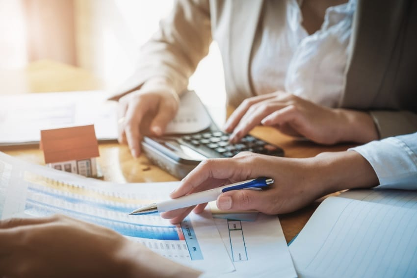 Calcular un crédito bancario para su negocio
